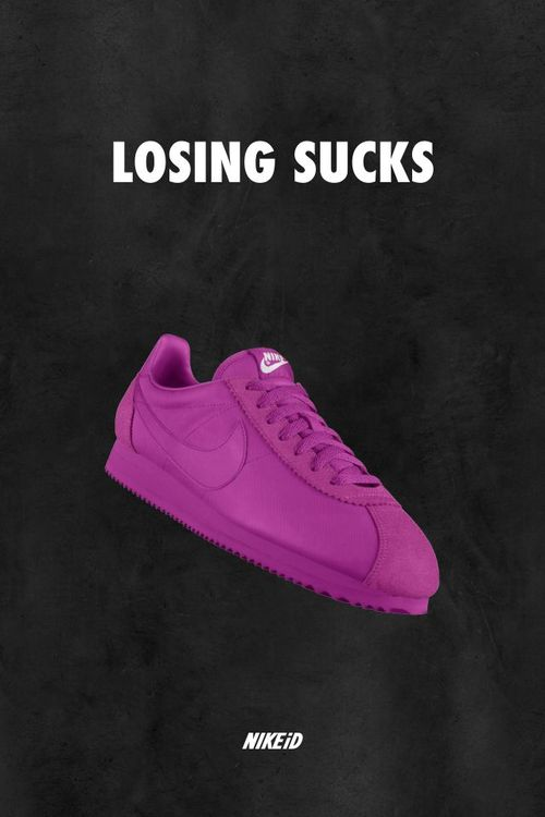 my new nike shoes