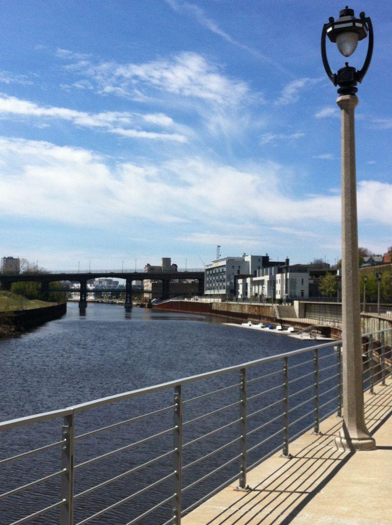 Riverwalk Milwaukee