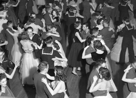 Social-dancers