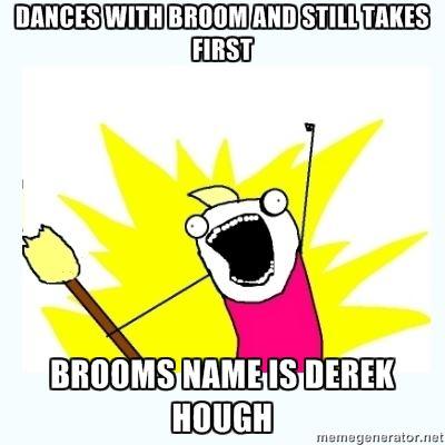 funny ballroom joke