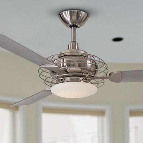 steel fan