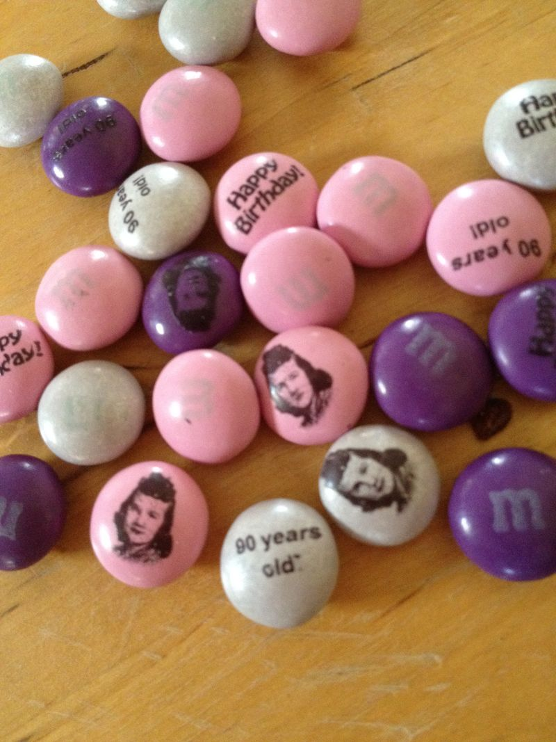 awesome M&Ms