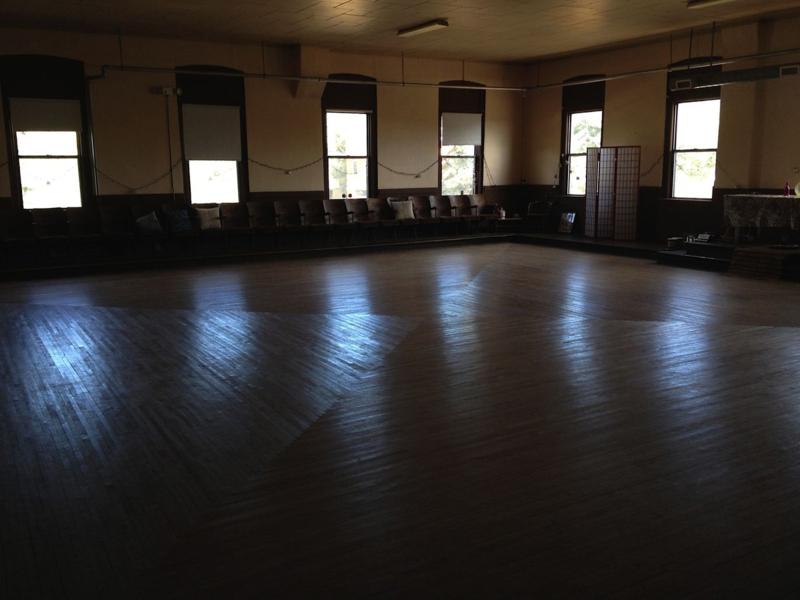 Mill City Ballroom before