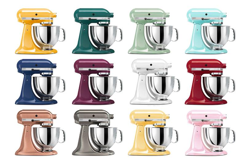 Best 80 Colors Of Kitchenaid Mixers Decorating Design Of Giveaway