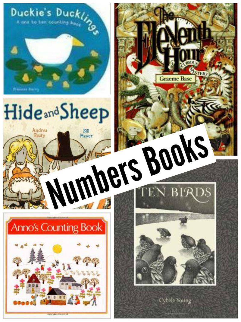 NumbersBooks