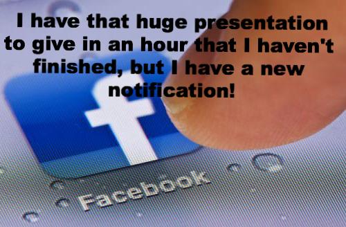 compulsive facebook