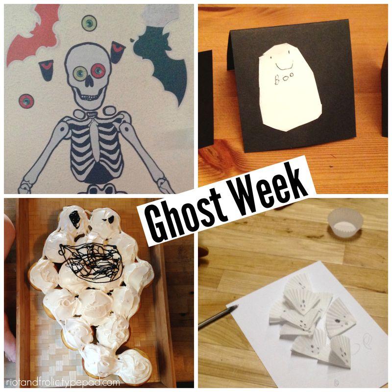 Ghostweek